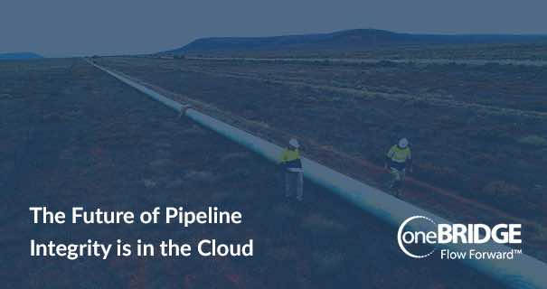 The Future of Pipeline Integrity is in the Cloud