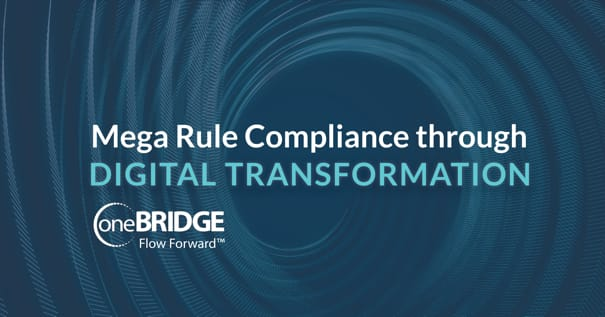 Mega Rule Compliance through Digital Transformation
