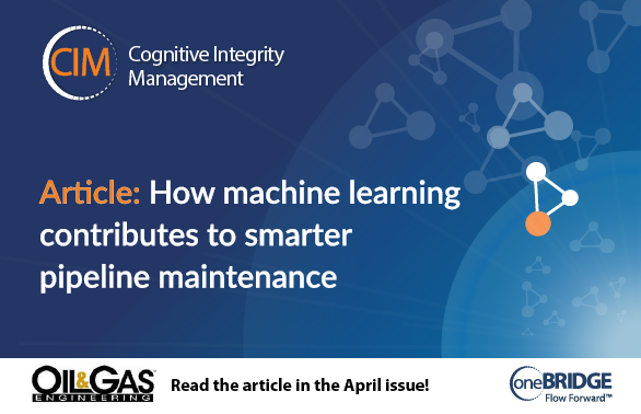 How machine learning contributes to smarter pipeline maintenance